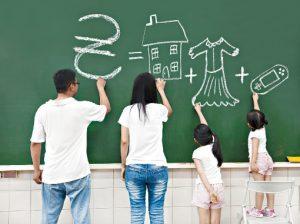 Семейный бюджет влияет на семейное счастье