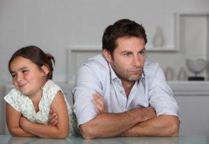Дети и родители, решение конфликтов