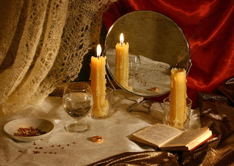 Приворот черное венчание - Магия и Колдовство