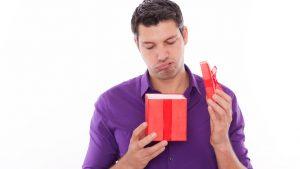 Какие ошибки совершают женщины, когда выбирают подарки для мужчин. (Часть 1)