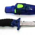 artpic_241_61613fe5-544c-465b-93b9-edbc460787ba5 пластиковые ножны и нож для дайверов