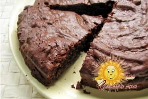 Шоколадный брауни… И пусть весь мир подождет!