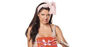 Подарок для женщины, что важно, а что – нет?