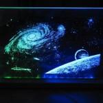 Стеклянные картины с подсветкой