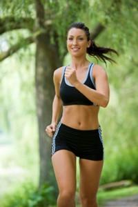 Как похудеть в животе?