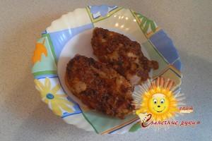 Рецепт курицы с болгарским перцем