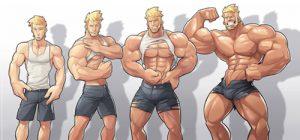 Как набрать вес парню (Часть 2)