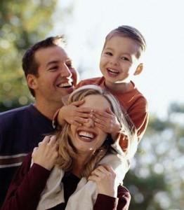 Как обычный подарок объединяет семью?