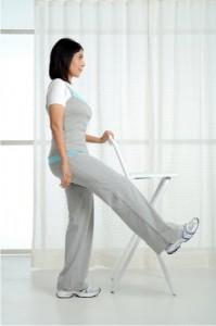 Как похудеть в ногах?