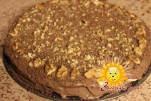 Торт пражский, рецепт