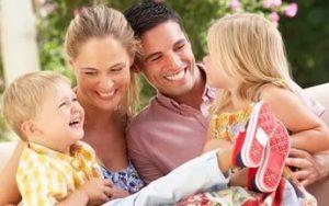 Простое семейное счастье — это возможно?! Или Родительский пример не всегда полезен!