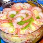 salat-s-gribami-i-krevetkami-706947