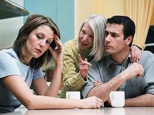 Надо ли жаловаться родственникам на проблемы в отношениях?