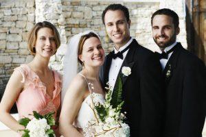 Свидетели на свадьбе — лучшие помощники молодых
