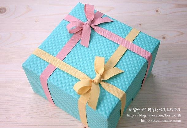 Как оформить красиво коробку своими руками