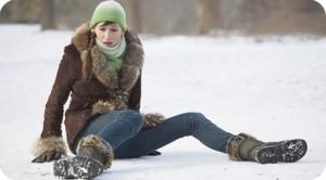 Что делать, чтобы обувь не скользила по льду?