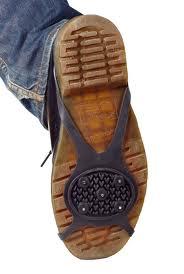 Что сделать, чтобы обувь не скользила? По Совету 69