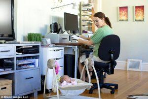 Мамочки-бизнесвумен или как заработать в декретном отпуске?