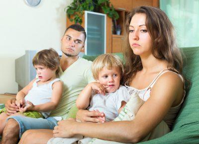 Плохие отношения с мужем после рождения ребенка. (Часть 4)