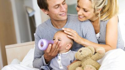 Как улучшить отношения с мужем после рождения детей? (Часть 5)