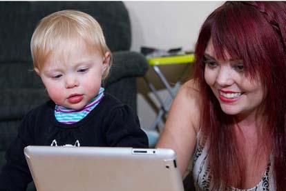 Как научить ребенка работать на компьютере