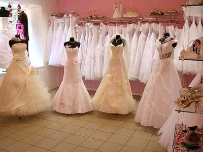 Выбор свадебного платья шоу