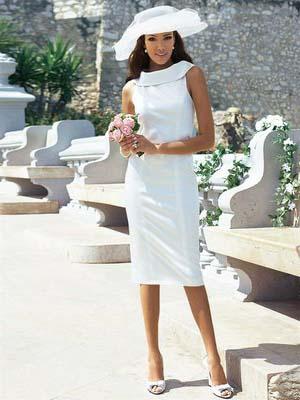 Платье на свадьбу для невесты но не свадебное фото