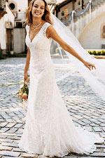 Примета на свадьбе порвала платье