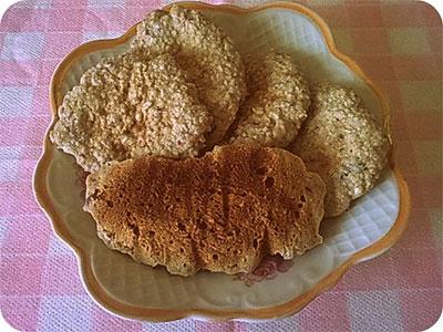 """Овсяное печенье """"Быстрое"""" – кулинарный рецепт"""