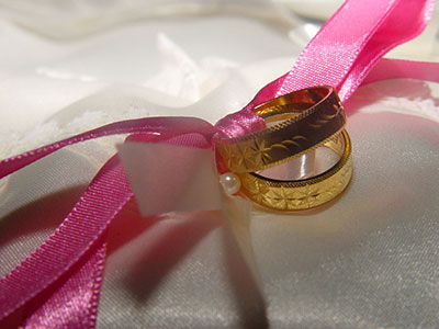 Подарки на свадьбу своему мужу