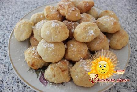 Творожные мягкие печенья рецепт с фото